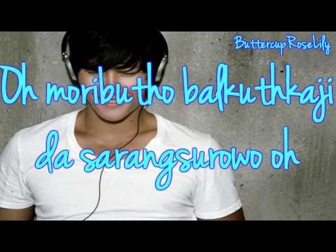 *♥ Kim Jong Kook - Loveable - Lyrics ♥*