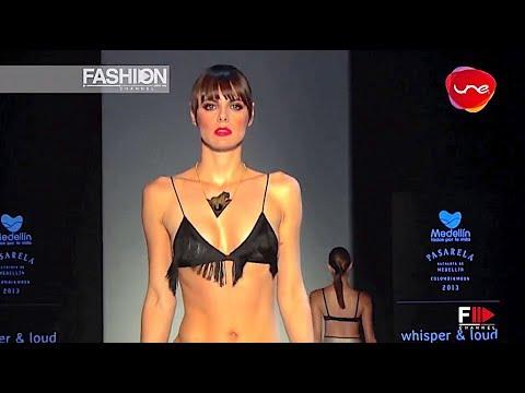 ALCALDIA DE MEDELLIN Colombia Moda 2013 - Fashion Channel