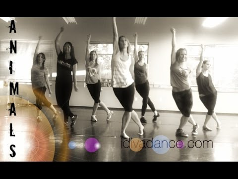 """""""Animals"""" By Maroon 5. SHiNE DANCE FITNESS"""