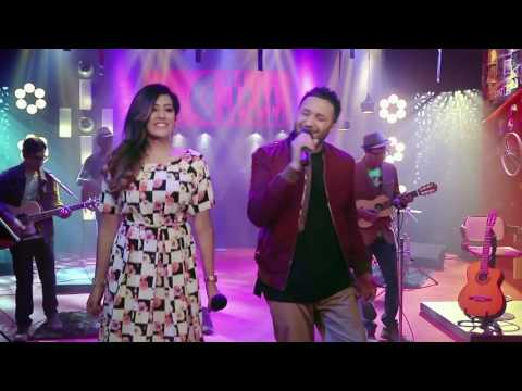 Ek Main Aur Ek Tu by Ash King & Jonita Gandhi  | The Jam Room 3 @ Sony Mix