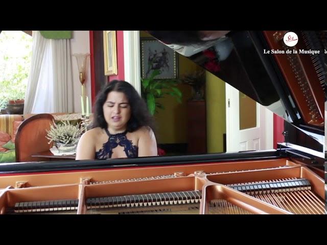 Elisha Wolf plays 9 Études-Tableaux Op. 39 by Sergej Rachmaninov