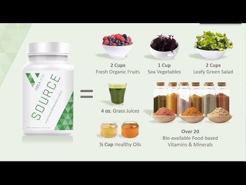 ASEA VIA Source - Nutritional Breakthrough
