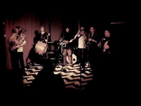 RAYA BRASS BAND: Live @ The Windup Space, Baltimore, 12/19/2015