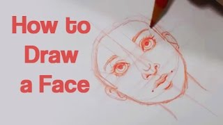 How to Draw a Face | Art Tutorial Series #1 thumbnail