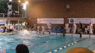 Monopalme_ Champ. de France/ Finale relais 4x100m