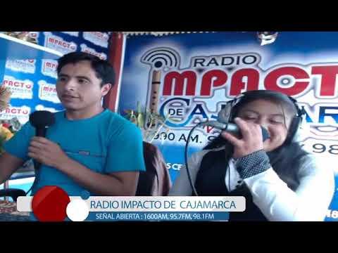 MALVINITA MENDOZA..EN RADIO IMPACTO