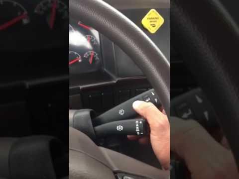 How to REGEN your Volvo Tractor