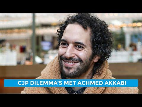 CJP Dilemma's met Achmed Akkabi  CJP