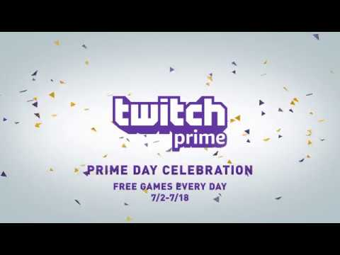 Twitch Prime Members Get Free Games Daily In Lead Up To Prime Day