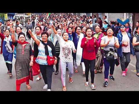 Gorkhaland Movement Latest News | Gorkhaland Operation, Andolan | Darjeeling Strike News & Videos