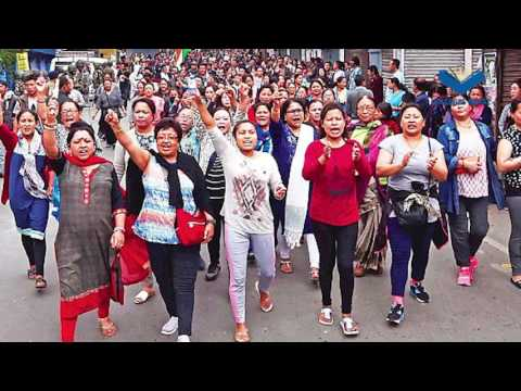 Gorkhaland Movement Latest News | Gorkhaland Operation, Andolan | Darjeeling Strike News & Videos