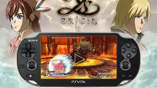 Ys Origin - Coming out on PSVita thumbnail