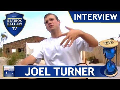 Joel Turner from Australia - Interview - Beatbox Battle TV