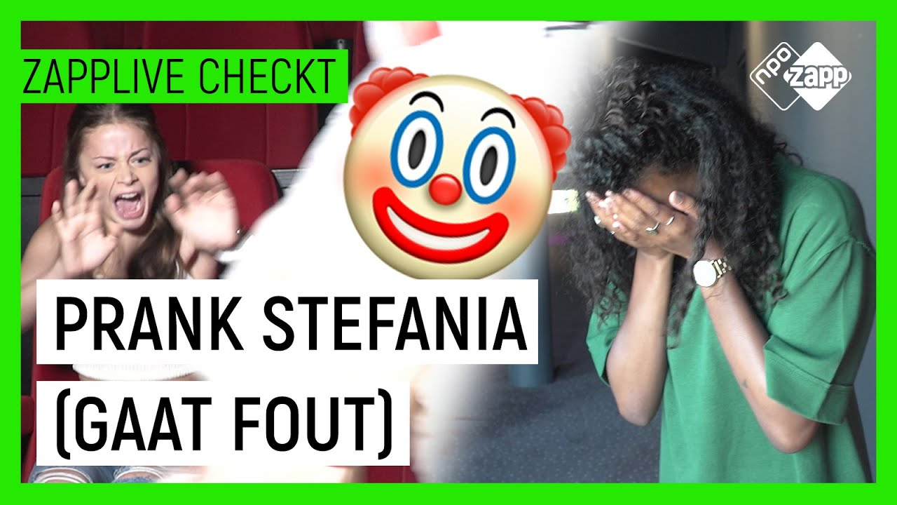 Download GEKKE MARKIE GEEFT PRANK TIPS | Stefania | Zapplive Checkt | NPO Zapp