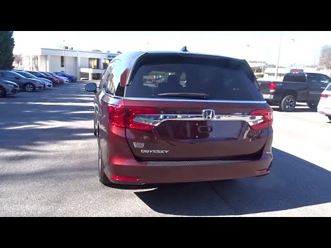 2018 Honda Odyssey Marietta, Atlanta, Roswell, Woodstock