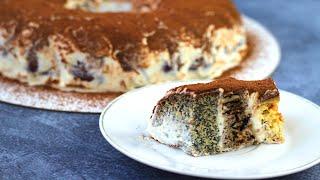 Торт за 15 минут Простой рецепт НИЗКОУГЛЕВОДНЫЙ пп торт Королевский Каприз ПП рецепты БЕЗ САХАРА