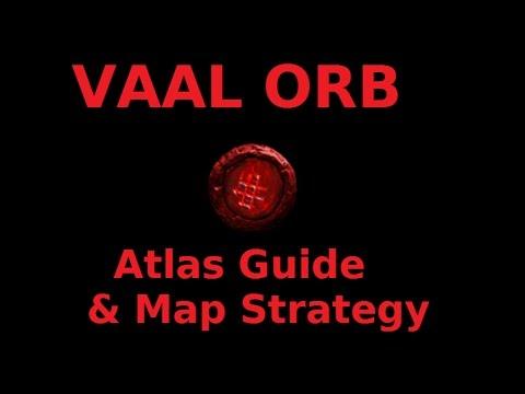[PoE 2.4] Vaal Orb Maps (Atlas guide & Map Strategy)