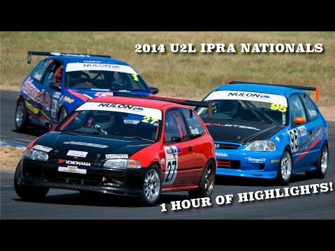 2014 Under 2 Litre IPRA Nationals -  Wakefield Park