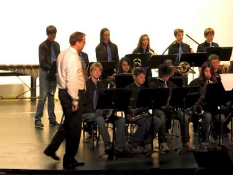 14-05-27 Culbreth Middle School Band Concert