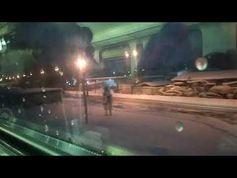 Вид из окна #2 Поездка на электричке в Новокузнецк