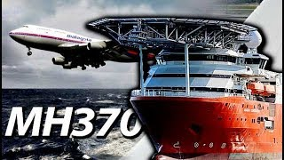 Hình ảnh kho báu khổng lồ dưới biển gần nơi tìm kiếm MH370