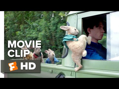 Peter Rabbit Movie Clip - Wet Willy (2018) | Movieclips Coming Soon