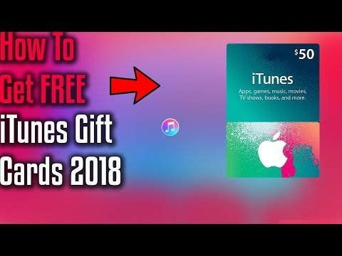 DOES IT WORK?!How To Get FREE iTunes Gift Cards 2018