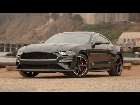 WOW  Ford Mustang Bullitt Review Interior and Exterior
