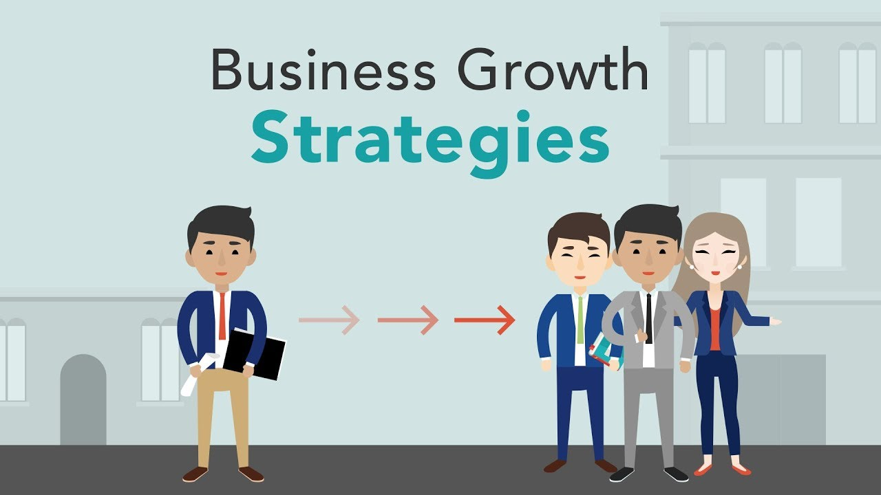 7 Business Strategies to Grow Your Business | Brian Tracy