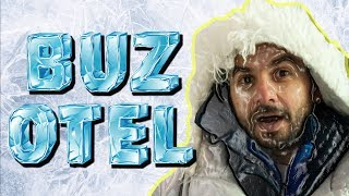 İsveç'teki Buz Otel'de Bir Gece - Geceliği 7000 TL #melihgeziyor