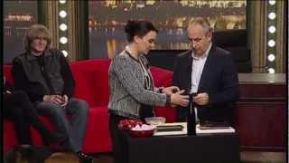 3. Barbora Rektorová -  Show Jana Krause 7. 12. 2012
