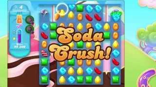 Candy Crush Soda Saga Level 385  No Booster