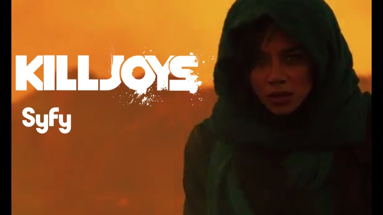 Download The First 4 Minutes of Killjoys