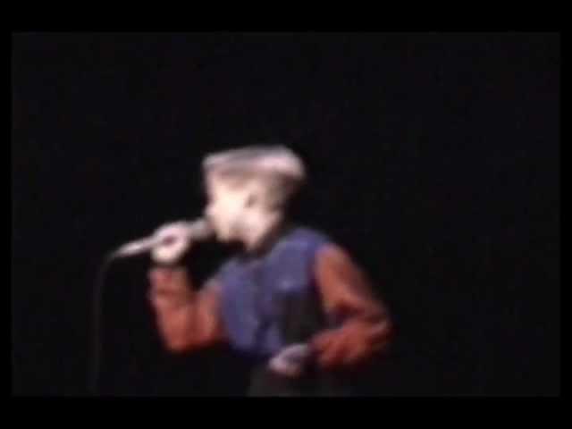 Así cantaba y bailaba Ryan Gosling dos décadas antes de 'La La Land'