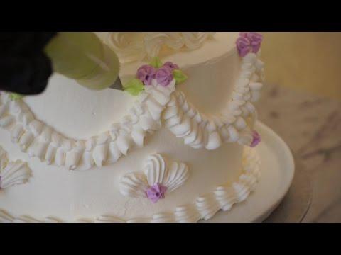 Decoracion Pastel Boda Con Duyas Youtube