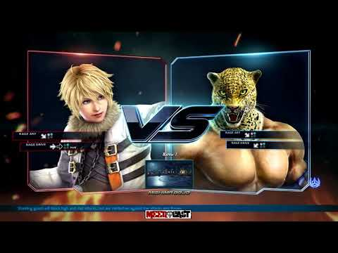 Sugoi BN : Tekken 7 - September Edition 2017