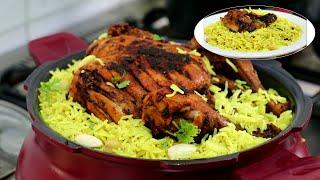 എലലററന കട ഏററവ എളപപതതൽ ഉണടകക ഒര മഞഞ ചറParty Special Arabic Yellow Rice