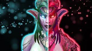 Элуна наш враг? Воины Ночи — World of Warcraft