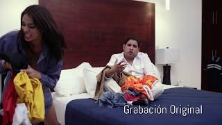making of Parodia Maluma Felices los 4 - JR INN