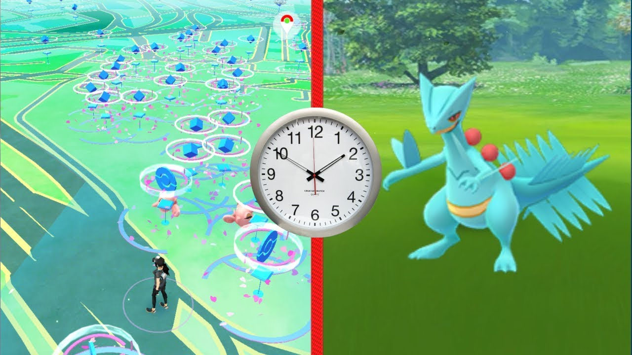 THE BEST PLACES IN THE WORLD FOR COMMUNITY DAY IN POKEMON GO! TIMES  EXPLAINED!