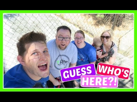 GUESS WHO'S HERE?! (DAY 575)
