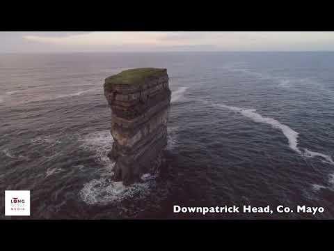 Wild Atlantic Way, Galway, Mayo & Donegal