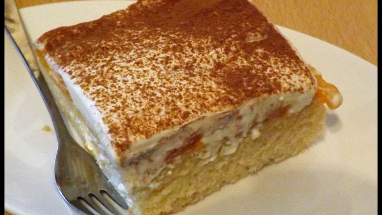 Mandarinen Schmand Kuchen Youtube