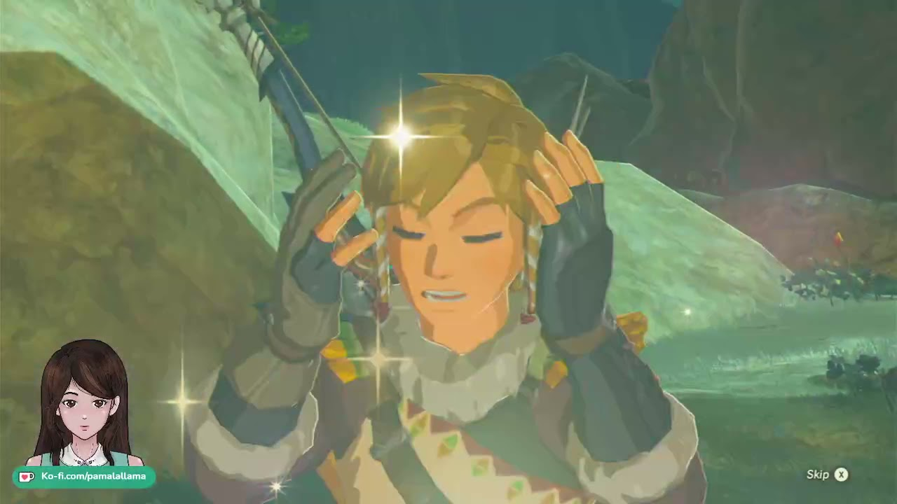 Download Back to the Wild! ✿ Breath of the Wild ✿ Stream Archive   2021-08-21