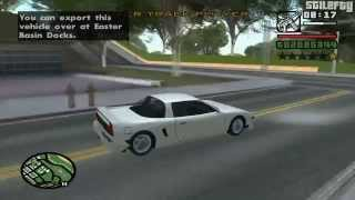 GTA San Andreas - Import/Export Vehicle #9 - Infernus