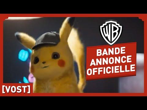 D�tective Pikachu - Bande Annonce - Casting (VOST)