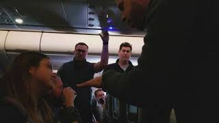 Download AA Flight #770 - SFO to PHL - Obnoxious Passenger Mp3 and Videos