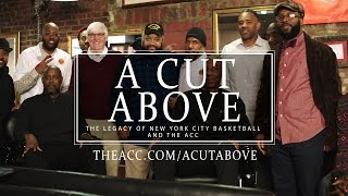 A Cut Above: The Legacy of New York City Basketball and the ACC