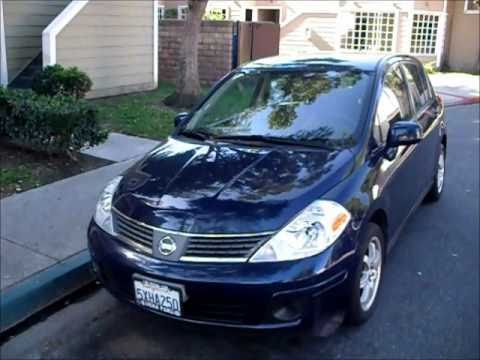 2007 Nissan Versa 18 S Start Upenginetour Youtube