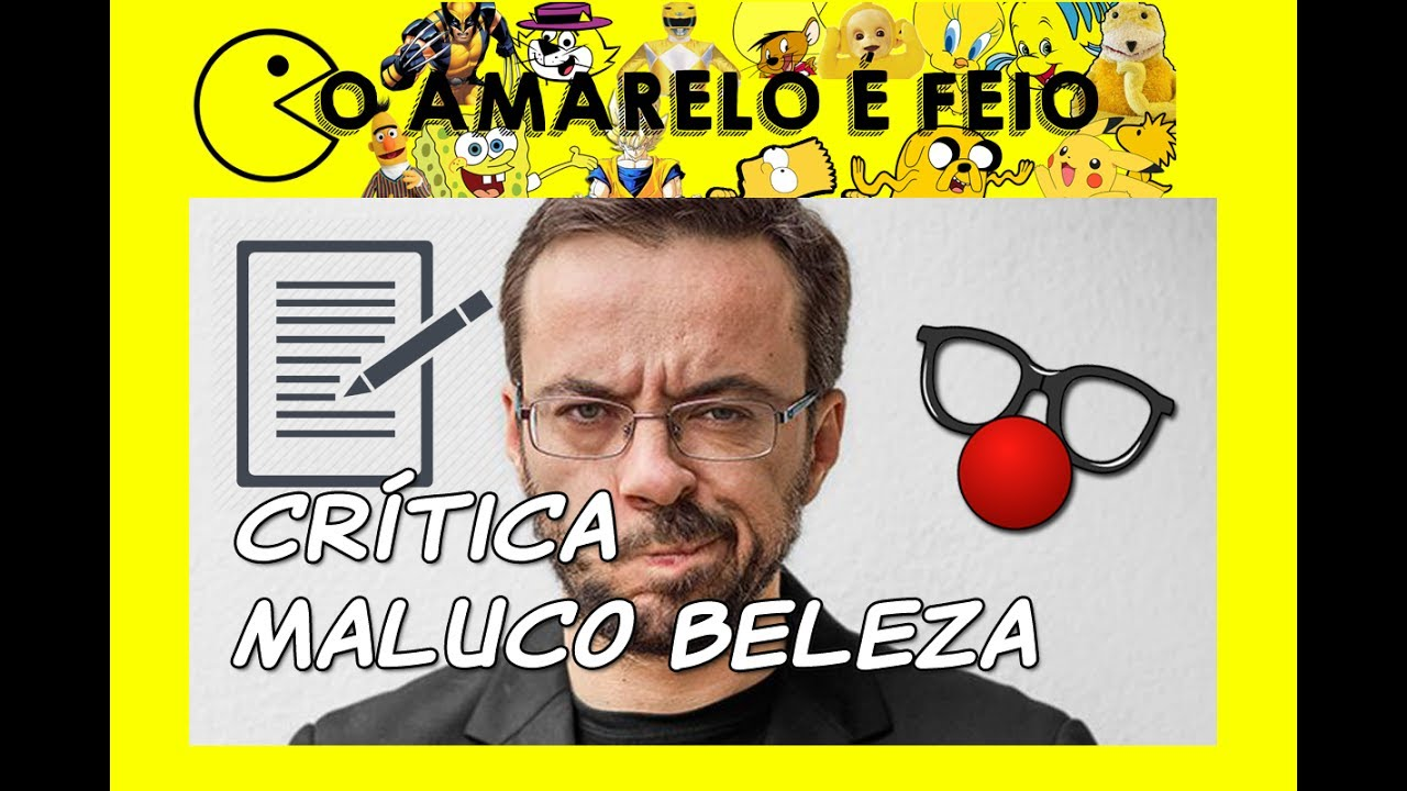 #9 CRÍTICA MALUCO BELEZA LIVESHOW CARLOS MOURA - YouTube
